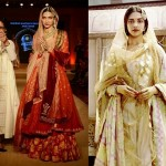 Deepika as Mastani- Anju Modi's Dresses Bajirao Mastani Collection