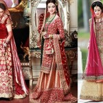 Wedding Barat Dresses Designs & Trends 2016-2017 Collection