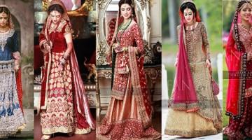 Barat Day Wedding Dresses Designs Collection 2016-2017 (1)