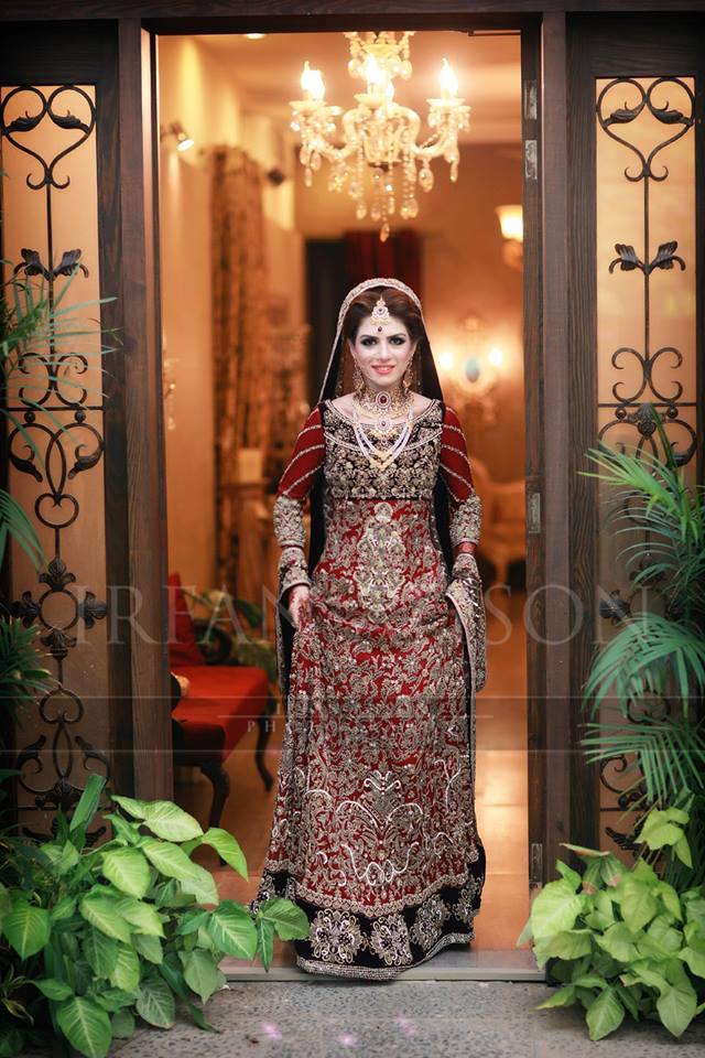 Barat Day Wedding Dresses Designs Collection 2016-2017 (11)