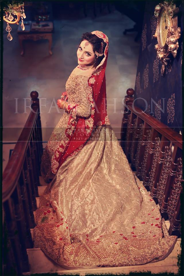 Barat Day Wedding Dresses Designs Collection 2016-2017 (19)