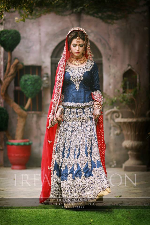 Barat Day Wedding Dresses Designs Collection 2016-2017 (20)