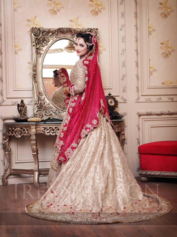 Latest Wedding Barat Dresses Designs Trends 2017 2018 Collection