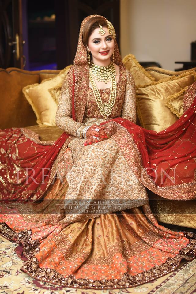 Latest Wedding Barat Dresses Designs Trends 2018-2019 ...