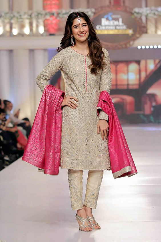 Party Wear Embroidered Dresses Designs Collection 2016-2017 (14)