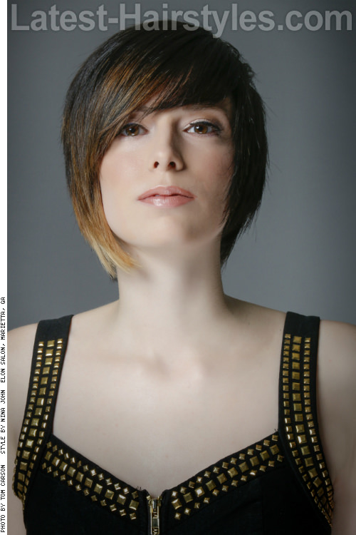 Smooth-Short-Layered-Crop-Hairstyle
