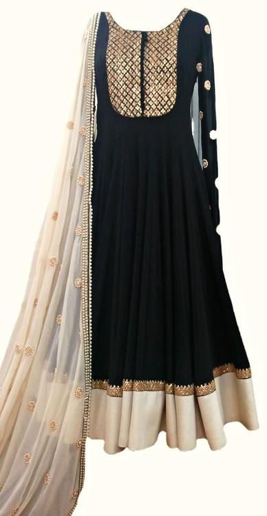 Fancy Indian & Asian Anarkali Umbrella Frocks (11)