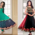 Fancy Indian & Asian Anarkali Umbrella Frocks 2017-2018 Collection