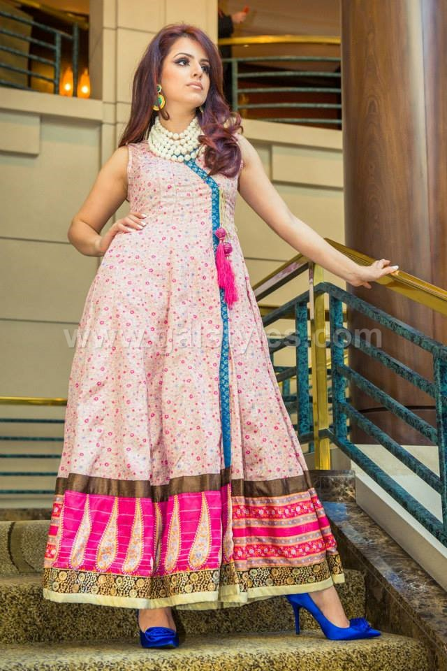 Latest Angrakha Style Dresses Trends. galstyles.com (2)