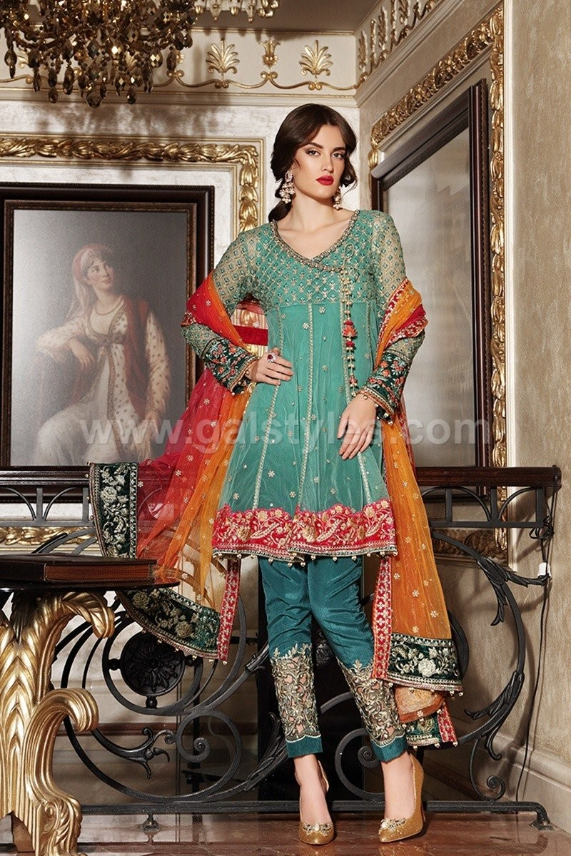 Latest Angrakha Style Dresses Trends. galstyles.com (7)