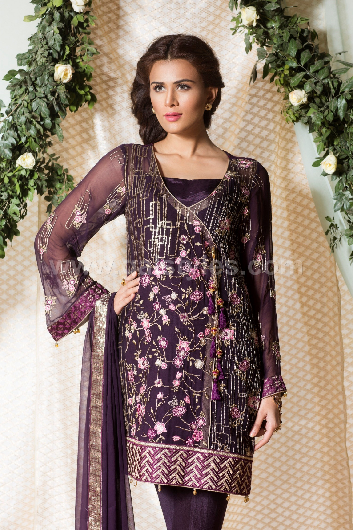 Latest Angrakha Style Dresses Trends. galstyles.com (8)