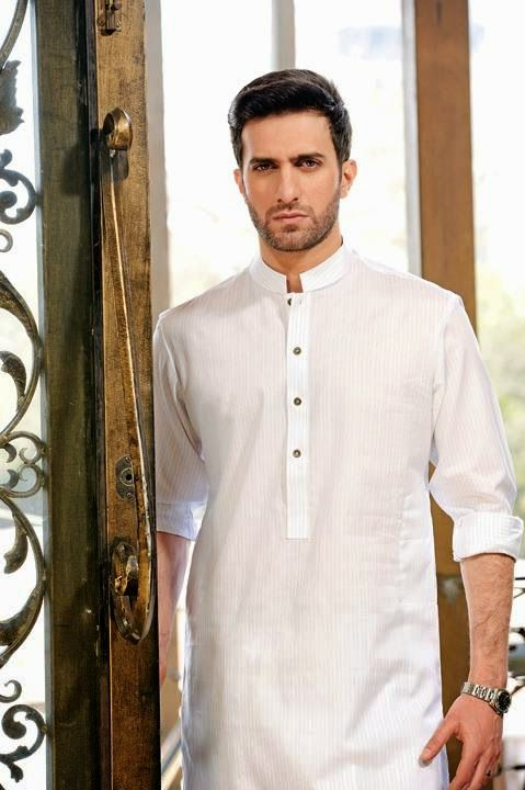 Men Summer Kurta Trends & Designs (14)