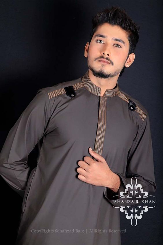 Men Summer Kurta Trends & Designs (18)