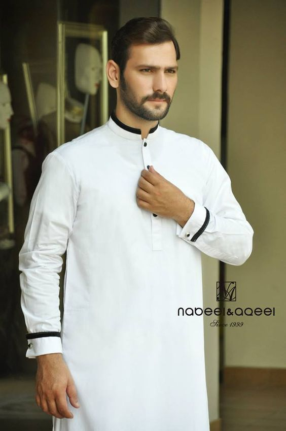 Men Summer Kurta Trends & Designs (3)