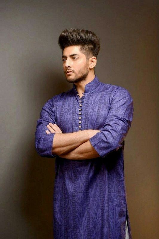 Men Summer Kurta Trends & Designs (9)