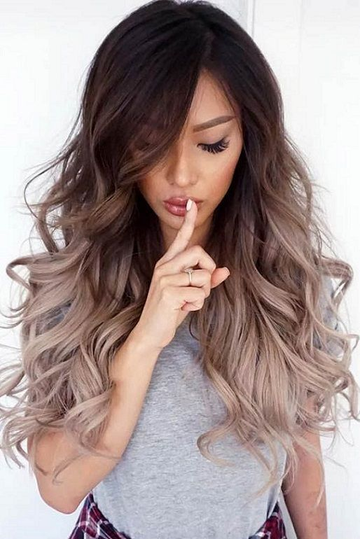 Most Popular Ombre Hair Color Amp Hairstyling Trends 2018 2019