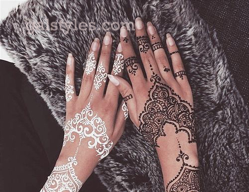 Simple & Best Eid Mehndi Designs for Girls 2016-2017 (19)
