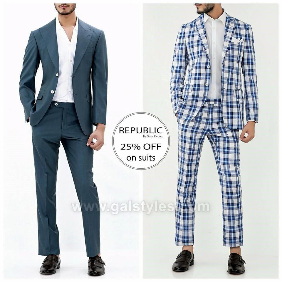 Latest Men Pant Coat Suits Designs 2017-2018 Republic by Omer (5)
