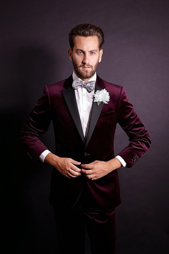 Latest Men Wedding Suits Trends (2)