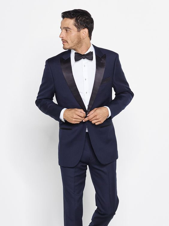 Latest Men Wedding Suits Trends (4)