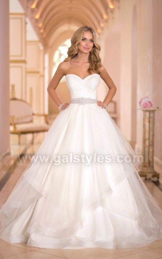Latest Western Wedding Dresses Bridal Gowns (13)