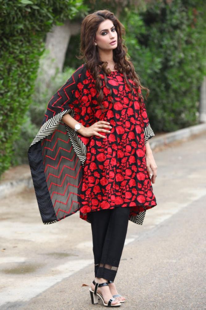 Latest Women Kurta Styles Designs 2018 19 By Change Kurta Collection