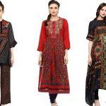 Ritu Kumar Latest Indian Kurtis & Tunics Designs Collection 2018-2019