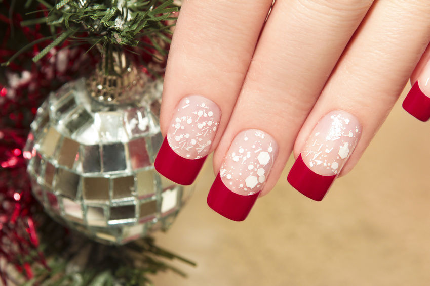 nail taping top 5 best diy nail arts christmas accessories