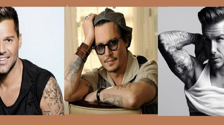 best-popular-top-10-male-celebrity-tattoos-trends-designs