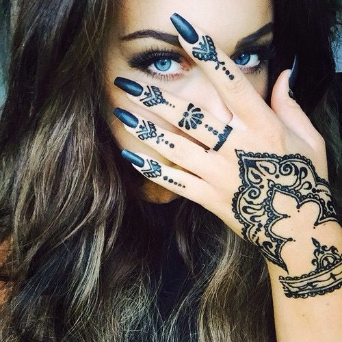 Henna Tattoos Latest Trends & Designs 2019 Collection