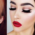 Best Christmas Makeup Ideas & Hot Trends 2017 to Spice up Your Eve