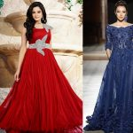Christmas Gowns Latest Styles & Designs Collection 2016-2017