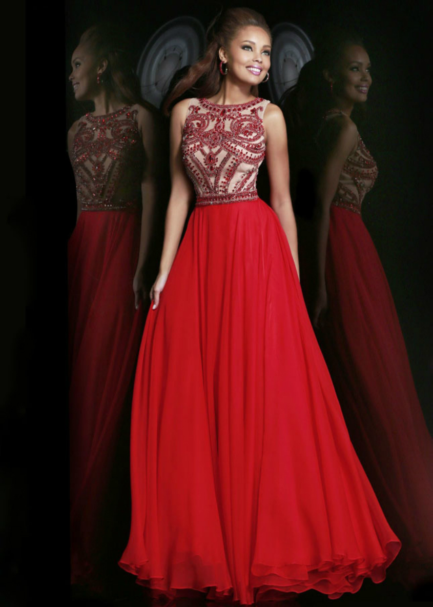 Christmas Gowns Latest Styles & Designs Collection 2018-2019