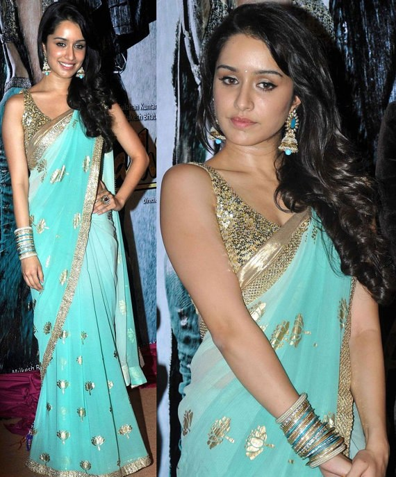 shraddha-kapoor-bling-saree-blouse-2