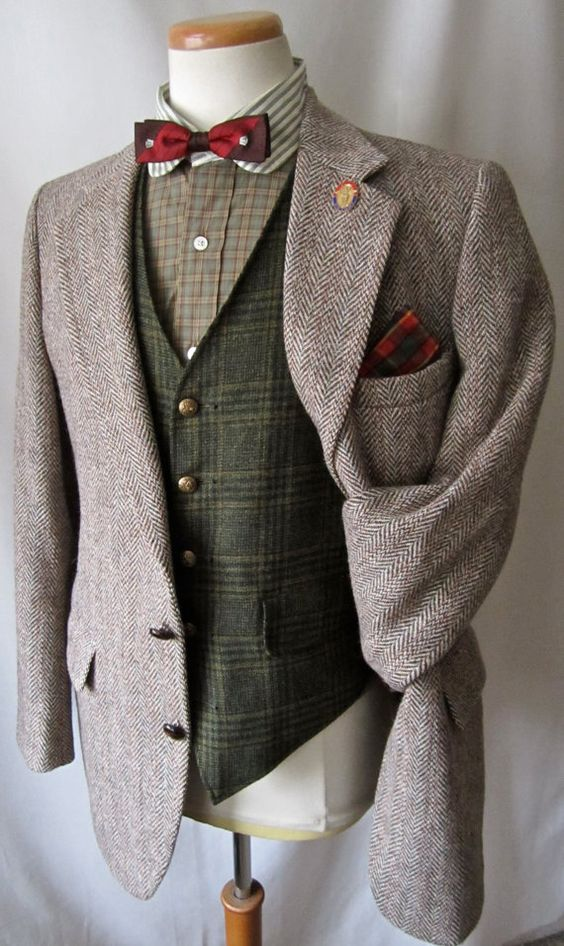 harris-tweed-herringbone-mens-christmas-dress-up-trends-2