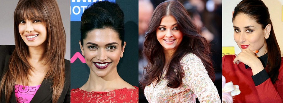 Top 10 Famous Indian Celebrity Hairstyle Inspirations