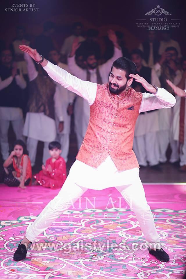 Latest Men Dulha Mehndi Dresses Kurta Shalwar Collection 2019