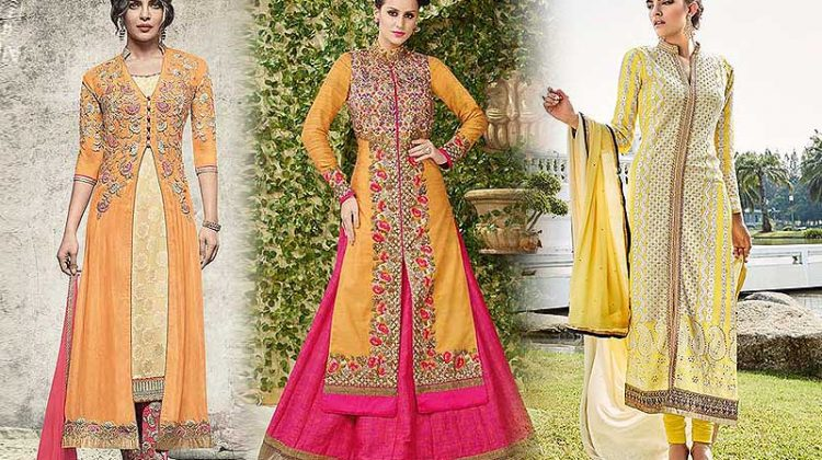 5 different Indian styles in the colour Yellow for Spring - Like A Diva