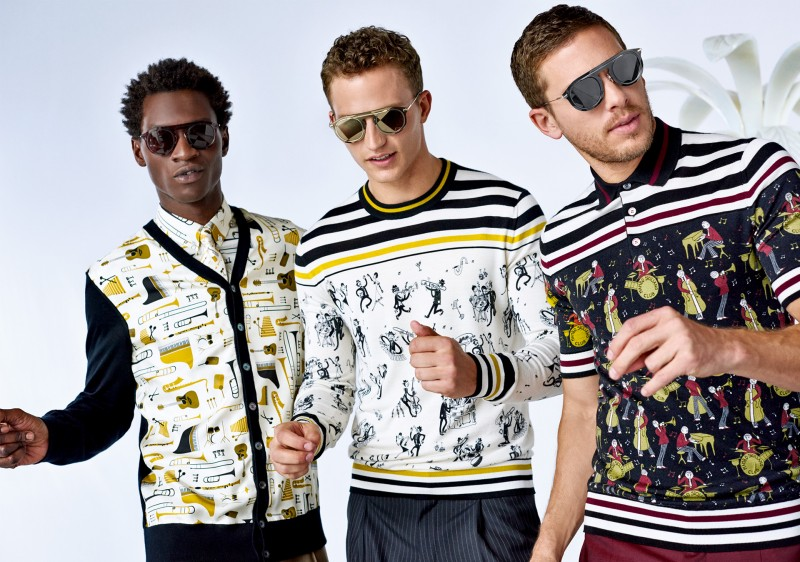 Dolce & Gabbana Latest Trends, Collection for Men (2)