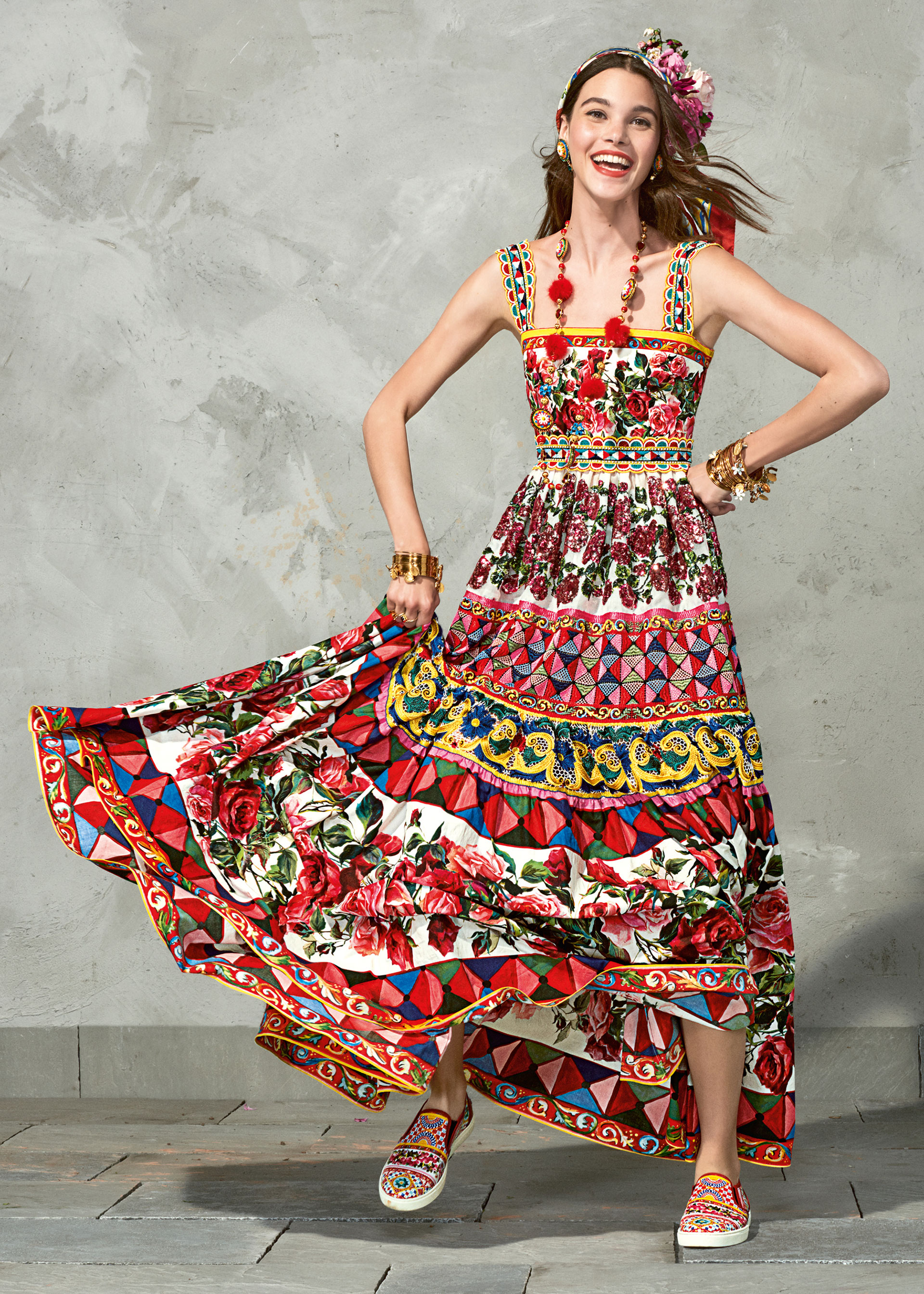 Dolce & Gabbana Latest Trends Women Mambo (3)