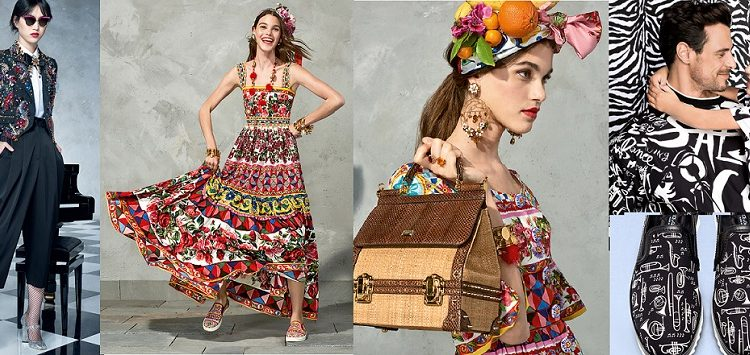 Dolce & Gabbana Latest Trends2017-2018 Collections