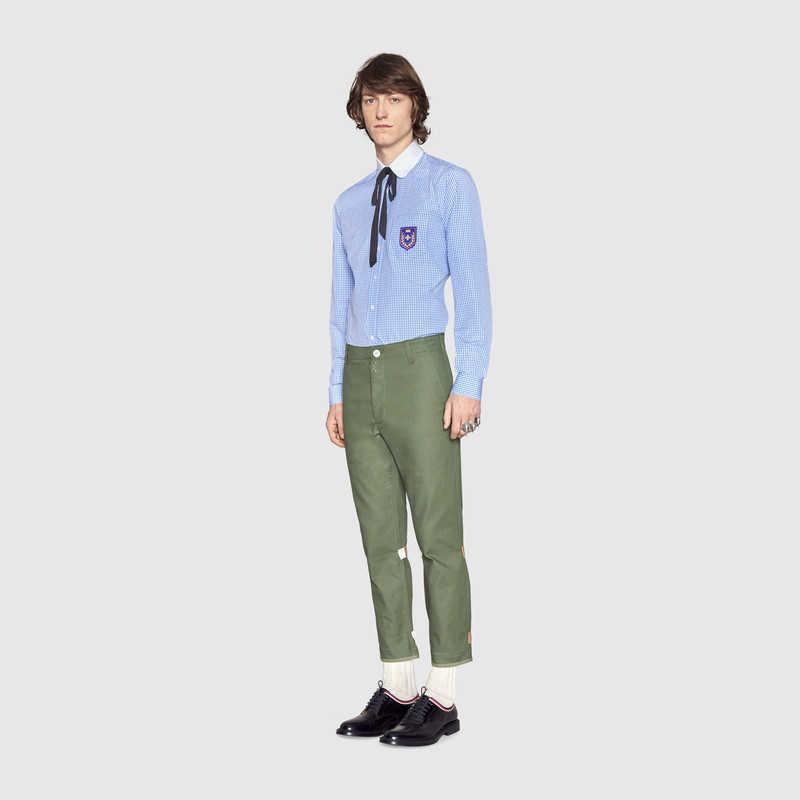 Gucci Latest Men Women Trends Ready to Wear Men (1)