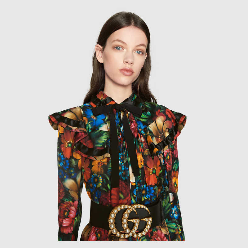 Gucci Latest Men Women Trends for Ready to Wear Women Dresses (2)
