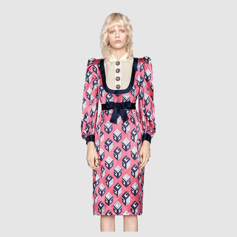 Gucci Latest Men Women Trends for Ready to Wear Women Dresses (3)