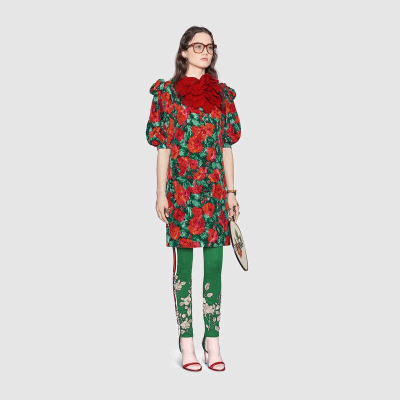 Gucci Latest Men Women Trends for Ready to Wear Women Dresses (4)