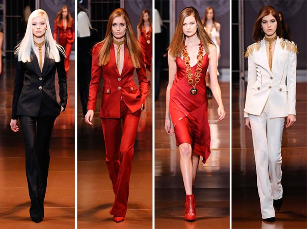 Versace Latest Clothing Men Women Trends for ladies Dresses (1)