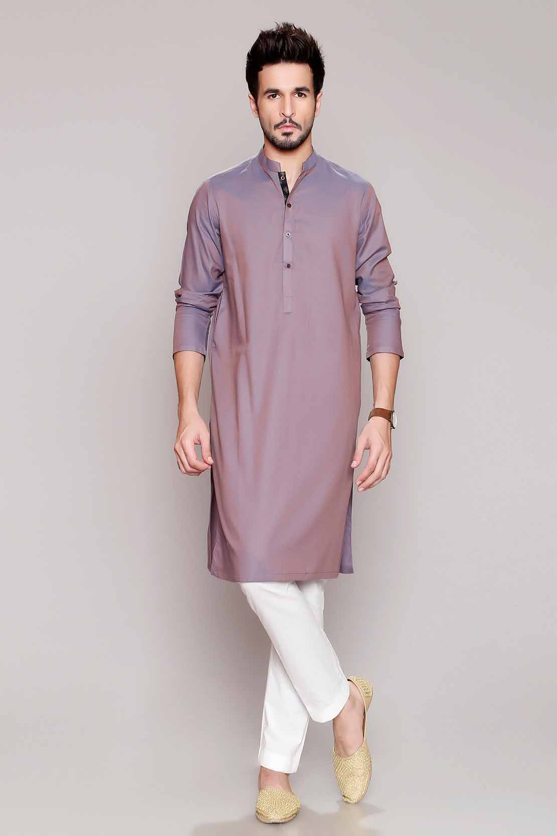 Latest Men Modern Kurta Styles Designs Collection 2018 19