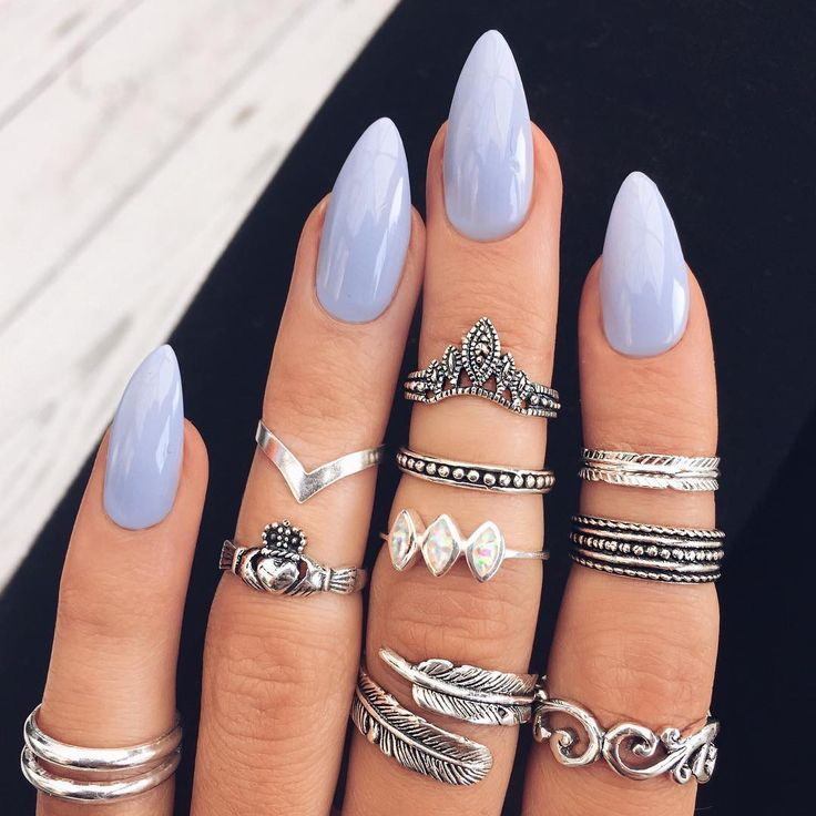 Stiletto Nail Shape How To Pick Best For Fingers 9 Amazing