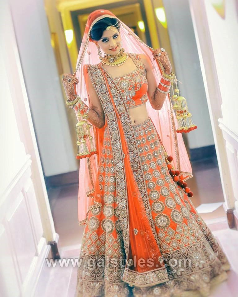 indian latest bridal lehenga designs amp trends 20182019
