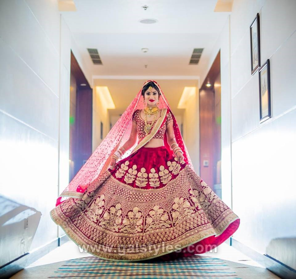 Indian Latest Bridal Lehenga Designs Amp Trends 2018 2019